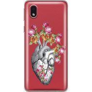 Силиконовый чехол BoxFace Samsung A013 Galaxy A01 Core Heart (940877-rs11)