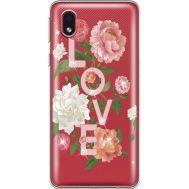 Силиконовый чехол BoxFace Samsung A013 Galaxy A01 Core Love (940877-rs14)