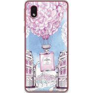 Силиконовый чехол BoxFace Samsung A013 Galaxy A01 Core Perfume bottle (940877-rs15)