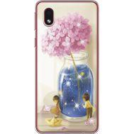 Силиконовый чехол BoxFace Samsung A013 Galaxy A01 Core Little Boy and Girl (940877-rs18)
