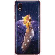 Силиконовый чехол BoxFace Samsung A013 Galaxy A01 Core Girl with Umbrella (940877-rs20)