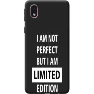 Силиконовый чехол BoxFace Samsung A013 Galaxy A01 Core limited edition (41183-bk73)