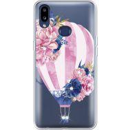 Силиконовый чехол BoxFace Samsung A107 Galaxy A10s Pink Air Baloon (937945-rs6)