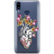 Силиконовый чехол BoxFace Samsung A107 Galaxy A10s Heart (937945-rs11)