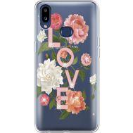 Силиконовый чехол BoxFace Samsung A107 Galaxy A10s Love (937945-rs14)