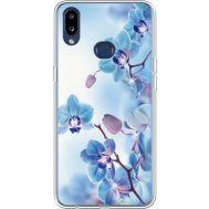 Силиконовый чехол BoxFace Samsung A107 Galaxy A10s Orchids (937945-rs16)