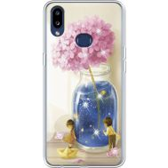 Силиконовый чехол BoxFace Samsung A107 Galaxy A10s Little Boy and Girl (937945-rs18)