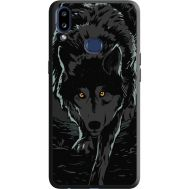 Силиконовый чехол BoxFace Samsung A107 Galaxy A10s Wolf (38151-bk62)