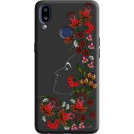 Силиконовый чехол BoxFace Samsung A107 Galaxy A10s 3D Ukrainian Muse (38151-bk64)