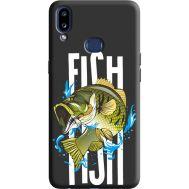 Силиконовый чехол BoxFace Samsung A107 Galaxy A10s fish (38151-bk71)