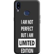 Силиконовый чехол BoxFace Samsung A107 Galaxy A10s limited edition (38151-bk73)
