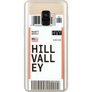 Силиконовый чехол BoxFace Samsung A530 Galaxy A8 (2018) Hill Valley (35014-cc94)