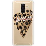 Силиконовый чехол BoxFace Samsung A605 Galaxy A6 Plus 2018 Wild Love (35017-cc64)