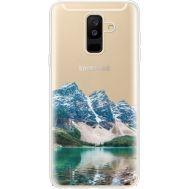 Силиконовый чехол BoxFace Samsung A605 Galaxy A6 Plus 2018 Blue Mountain (35017-cc68)