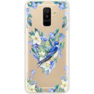 Силиконовый чехол BoxFace Samsung A605 Galaxy A6 Plus 2018 Spring Bird (35017-cc96)