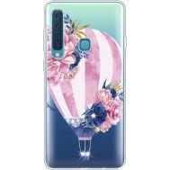 Силиконовый чехол BoxFace Samsung A920 Galaxy A9 2018 Pink Air Baloon (935646-rs6)