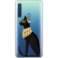 Силиконовый чехол BoxFace Samsung A920 Galaxy A9 2018 Egipet Cat (935646-rs8)