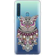 Силиконовый чехол BoxFace Samsung A920 Galaxy A9 2018 Owl (935646-rs9)