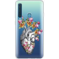 Силиконовый чехол BoxFace Samsung A920 Galaxy A9 2018 Heart (935646-rs11)