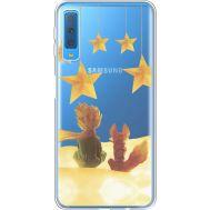 Силиконовый чехол BoxFace Samsung A750 Galaxy A7 2018 Little Prince (35483-cc63)