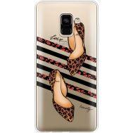Силиконовый чехол BoxFace Samsung A730 Galaxy A8 Plus (2018) Love Beauty (35992-cc65)