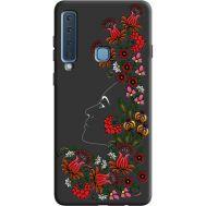 Силиконовый чехол BoxFace Samsung A920 Galaxy A9 2018 3D Ukrainian Muse (36139-bk64)