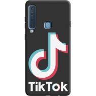 Силиконовый чехол BoxFace Samsung A920 Galaxy A9 2018 tik tok (36139-bk67)