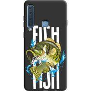 Силиконовый чехол BoxFace Samsung A920 Galaxy A9 2018 fish (36139-bk71)