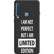 Силиконовый чехол BoxFace Samsung A920 Galaxy A9 2018 limited edition (36139-bk73)