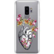 Силиконовый чехол BoxFace Samsung G965 Galaxy S9 Plus Heart (935749-rs11)