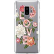 Силиконовый чехол BoxFace Samsung G965 Galaxy S9 Plus Love (935749-rs14)