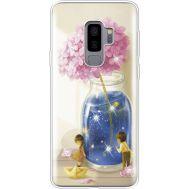 Силиконовый чехол BoxFace Samsung G965 Galaxy S9 Plus Little Boy and Girl (935749-rs18)