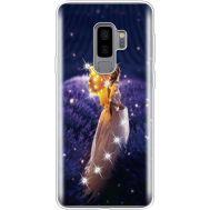 Силиконовый чехол BoxFace Samsung G965 Galaxy S9 Plus Girl with Umbrella (935749-rs20)