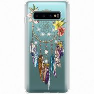 Силиконовый чехол BoxFace Samsung G973 Galaxy S10 Dreamcatcher (935879-rs12)