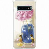 Силиконовый чехол BoxFace Samsung G973 Galaxy S10 Little Boy and Girl (935879-rs18)