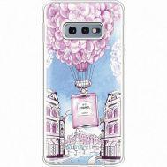 Силиконовый чехол BoxFace Samsung G970 Galaxy S10e Perfume bottle (935884-rs15)