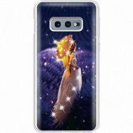 Силиконовый чехол BoxFace Samsung G970 Galaxy S10e Girl with Umbrella (935884-rs20)