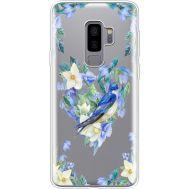 Силиконовый чехол BoxFace Samsung G965 Galaxy S9 Plus Spring Bird (35749-cc96)