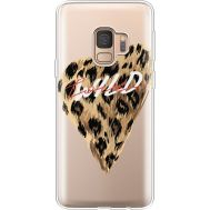 Силиконовый чехол BoxFace Samsung G960 Galaxy S9 Wild Love (36194-cc64)