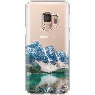 Силиконовый чехол BoxFace Samsung G960 Galaxy S9 Blue Mountain (36194-cc68)