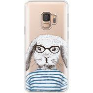 Силиконовый чехол BoxFace Samsung G960 Galaxy S9 MR. Rabbit (36194-cc71)