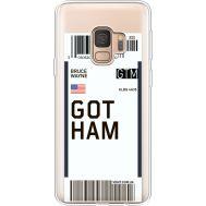 Силиконовый чехол BoxFace Samsung G960 Galaxy S9 Ticket Gotham (36194-cc92)