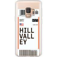 Силиконовый чехол BoxFace Samsung G960 Galaxy S9 Ticket Hill Valley (36194-cc94)