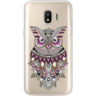 Силиконовый чехол BoxFace Samsung J250 Galaxy J2 (2018) Owl (935055-rs9)