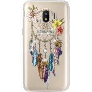 Силиконовый чехол BoxFace Samsung J250 Galaxy J2 (2018) Dreamcatcher (935055-rs12)