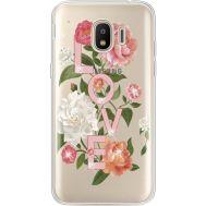 Силиконовый чехол BoxFace Samsung J250 Galaxy J2 (2018) Love (935055-rs14)