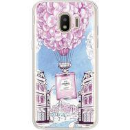 Силиконовый чехол BoxFace Samsung J250 Galaxy J2 (2018) Perfume bottle (935055-rs15)