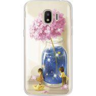 Силиконовый чехол BoxFace Samsung J250 Galaxy J2 (2018) Little Boy and Girl (935055-rs18)