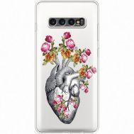 Силиконовый чехол BoxFace Samsung G975 Galaxy S10 Plus Heart (935881-rs11)