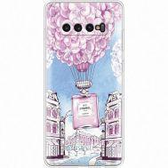 Силиконовый чехол BoxFace Samsung G975 Galaxy S10 Plus Perfume bottle (935881-rs15)